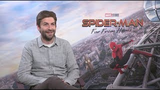 Spider-Man: Far From Home Director Jon Watts Exclusive Interview [ComicBookMovie.com]
