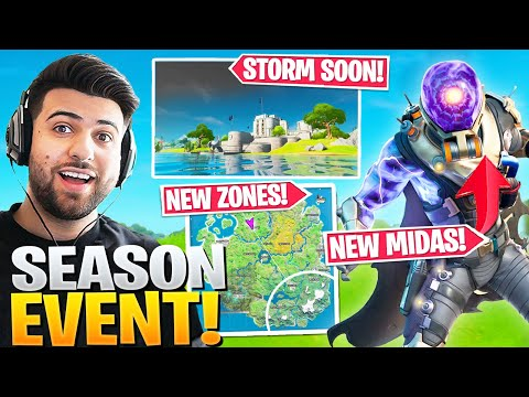EVERYTHING We Know About The DOOMSDAY Event! - Fortnite Battle Royale Season 3