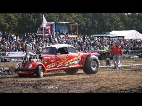 European Championship Tractor Pulling @Denmark Brande. 12-9-2015