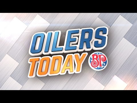 OILERS TODAY | Oilers @ Red Wings Post-Game
