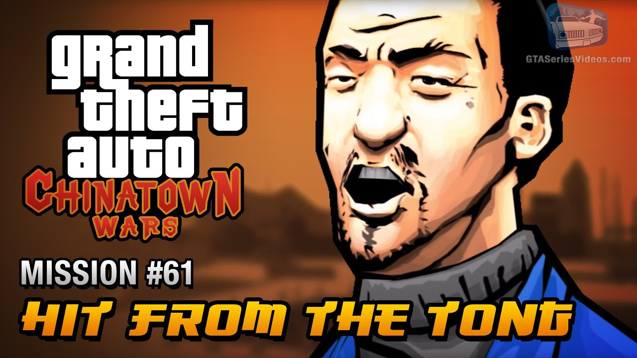 GTA Chinatown Wars - Mission #61 - Hit from the Tong