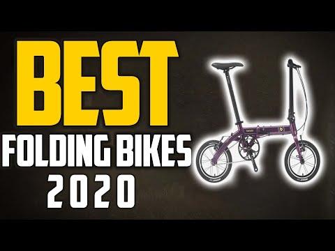 �� 10 �� Best Folding Bikes 2020