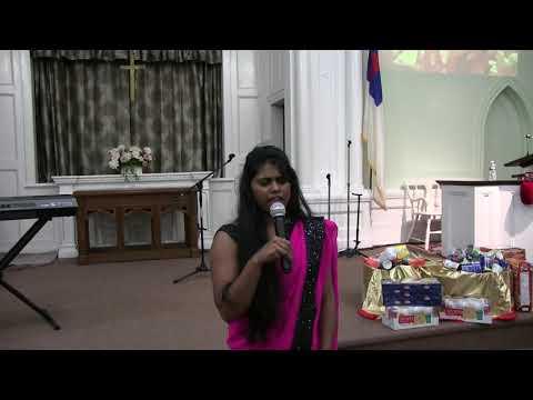 Christian Telugu Songs || Stuthi Yincheda Nee Namam || Sis.Shalini