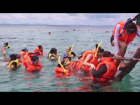2017 CIA Vietnamese Summer camp - Nalusuan hoping tour