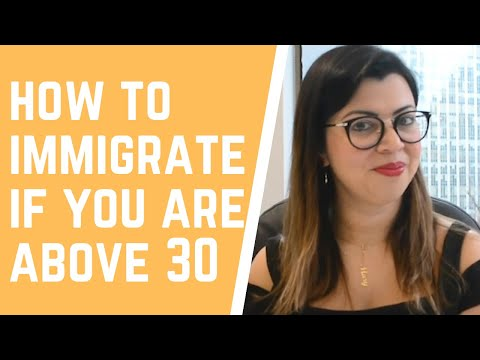 HOW TO IMMIGRATE TO CANADA ABOVE 30 YEARS OLD | EXPRESS ENTRY 2020 | FEDERAL TRADE WORKER