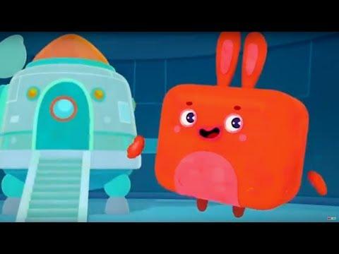 Четверо в кубе - Космическое испытание - Российские мультфильмы для детей -  серия 12 - Лучшие видео поздравления в ютубе (в высоком качестве)!