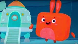 Четверо в кубе - Космическое испытание - Российские мультфильмы для детей - серия 12