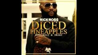 Rick Ross ft. Drake & Wale - Diced Pineapples - @DcashMusic Cover