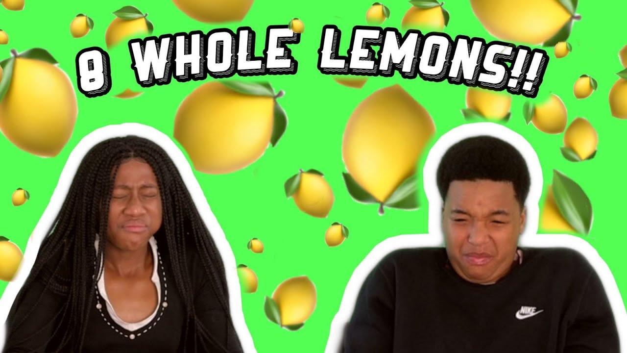 Lemon Challenge! Winner gets R500!   Kace