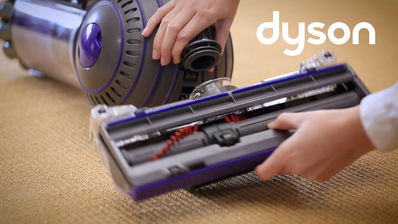 Dyson Dc41 Dc65 And Dyson Ball Animal 2 Checking The