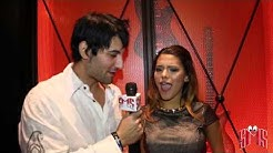 Sexy Latina Josie Jagger on AVN Red Carpet Shows her Muffin