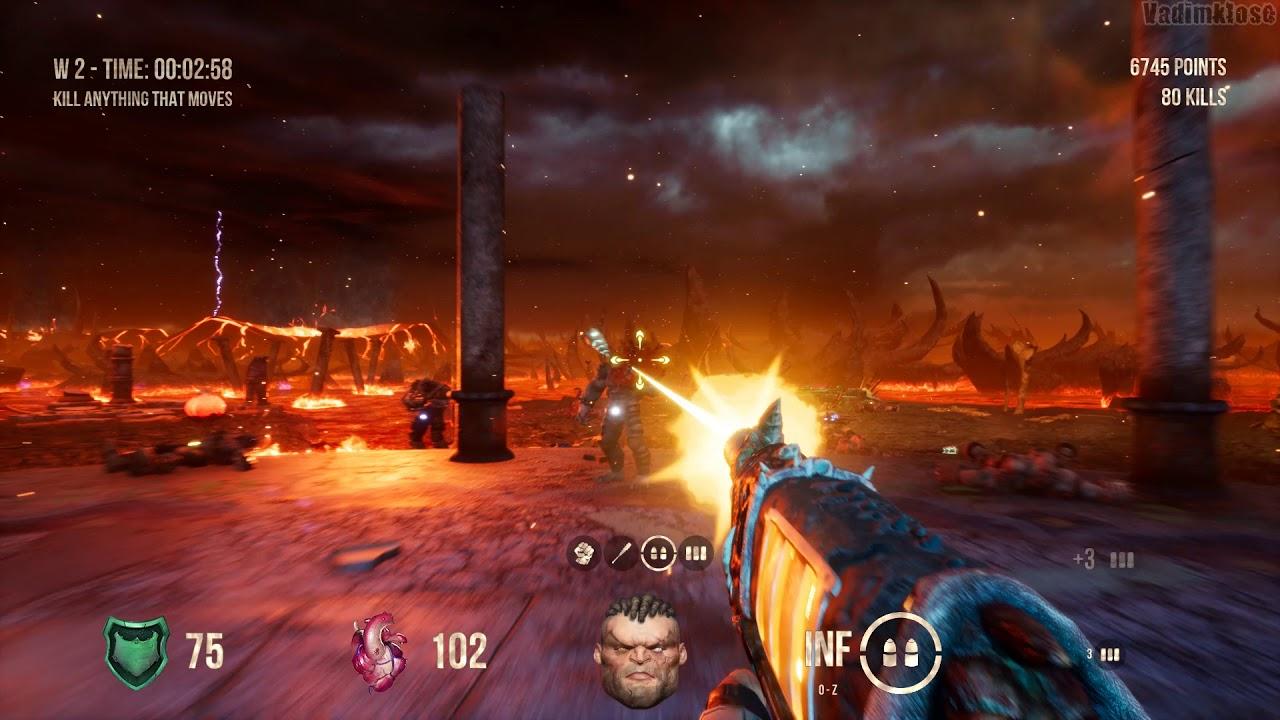 Hellbound Gameplay Pc
