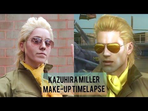 Peace Walker Kazuhira Miller Cosplay Make Up Timelapse Youtube We stride forward on the bones of our fallen. peace walker kazuhira miller cosplay