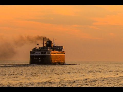 The S.S. Badger: Manitowoc-Ludington And Back