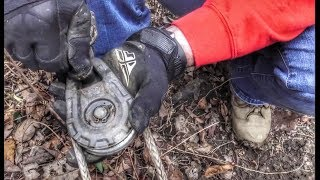 WINCH DOUBLE LINE PULL, HOW TO...