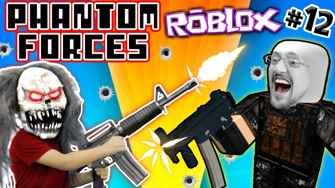 how to play phantom forces on roblox