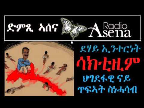 Voice of Assenna: SAKITISM: PFDJ's Ideology of Destruction