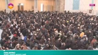 DİYANET      20 Ocak 2017  CUMA HUTBESİ 2017 Video