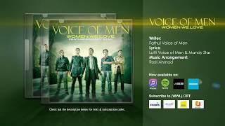 VOICE OF MEN - WOMEN WE LOVE (ft. MANDY STAR) ALBUM PREVIEW