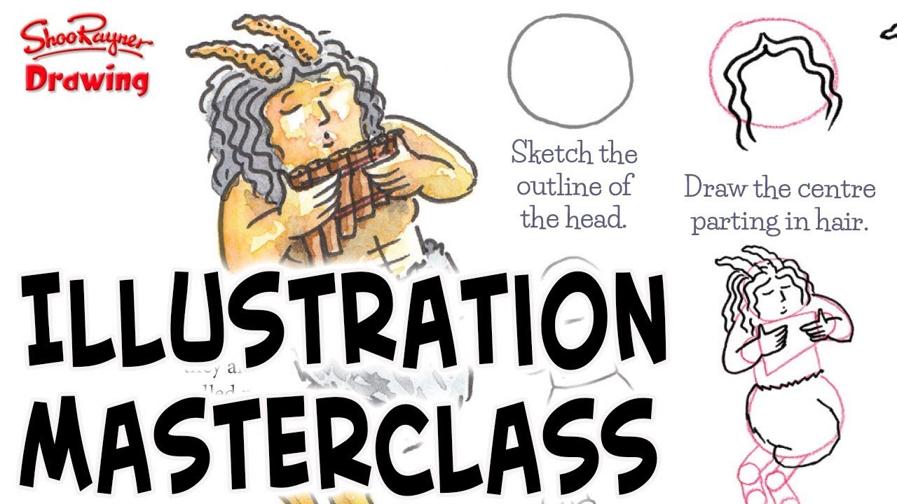 How to draw a penguin: master class 36
