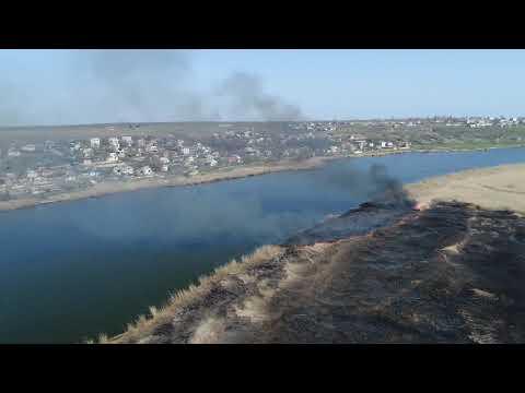 MYKOLAIV DSNS: Чергове випалювання очерету на відкритих територіях