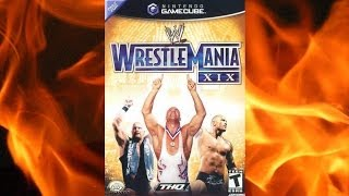Wrestlemania XIX (19) Gamecube Review