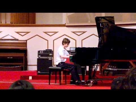 Mozart - Rondo Alla Turca - John Yanev piano