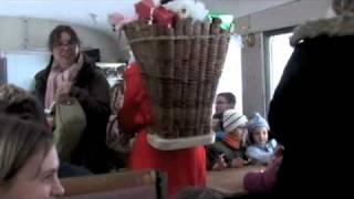 Train Conifer aux Hopitaux Neufs