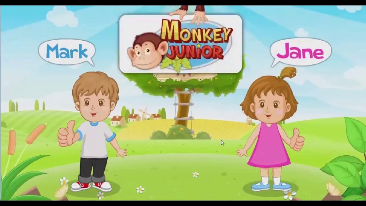Cài Monkey Junior trên máy tính Windows