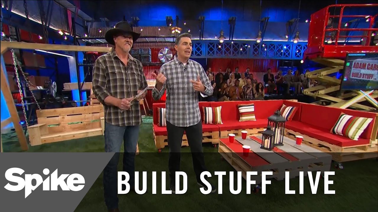 adam carolla build stuff live plans