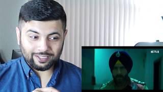 Pakistani Reacts to Sacred Games Season 2 Trailer! | Gaitonde is BACK!