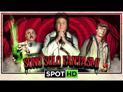 SONO SOLO FANTASMI - Trailer Ufficiale 60''