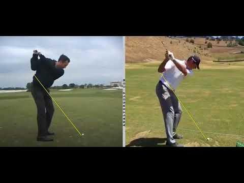 Plane Truth Golf:  Matt Kuchar's Swing Past To Present - Chris O'Connell
