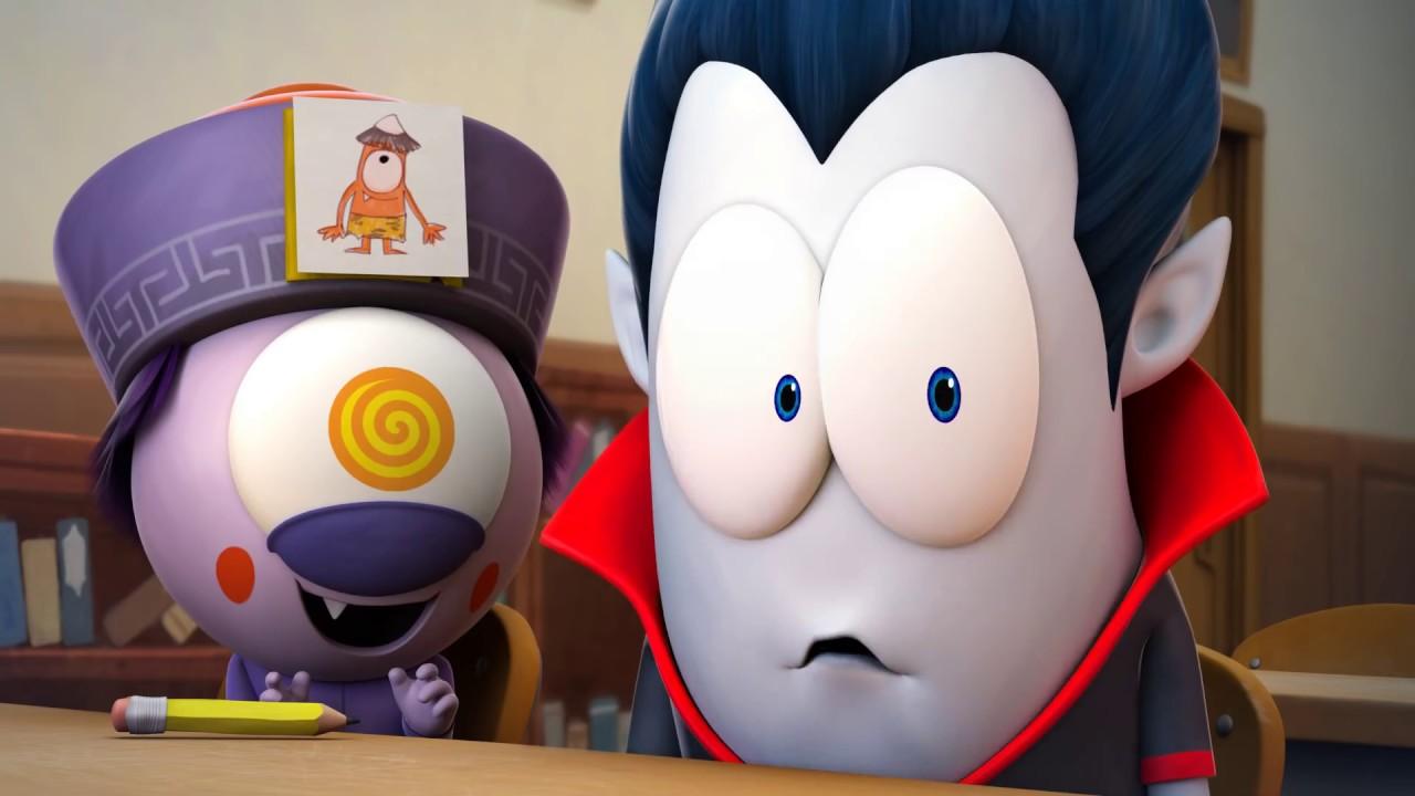funny animated cartoon  ud83c udf84 spookiz  ud83c udf84 all i want for