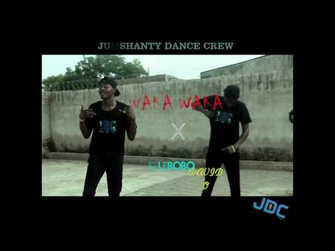 Waka Waka by Selebobo X Davido (JDC COVER)