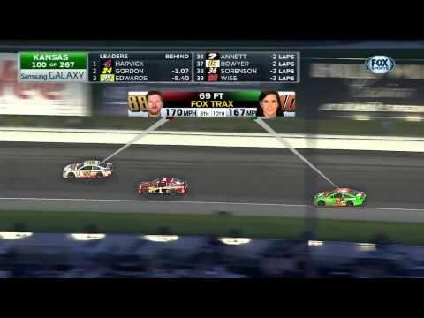 2014 5 Hour Energy 400 at Kansas Speedway - NASCAR Sprint Cup Series [HD]