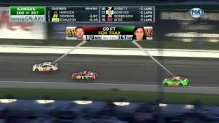 2014 5 Hour Energy 400 at Kansas Speedway - NASCAR Sprint Cup Series [HD]