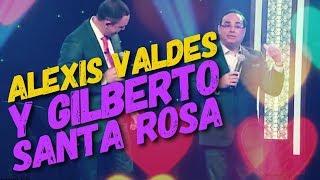 Alexis Valdes y Gilberto Santa Rosa cantan La Cancion de la Semana de Alexis valdes