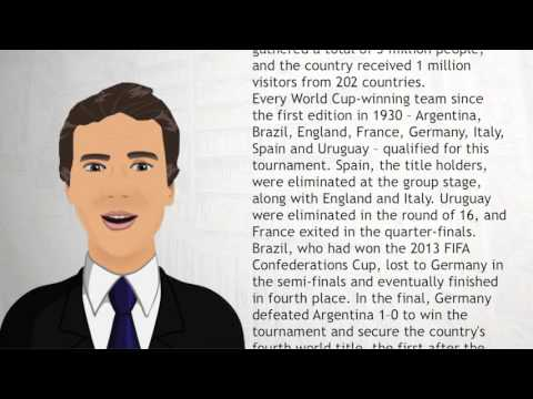 2014 FIFA World Cup - Wiki Videos