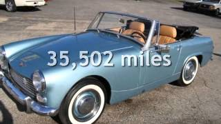 1967 Austin Healey Sprite Roadster for sale in Angola, IN