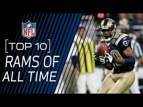 Top 5 Rams of All Time | NFL