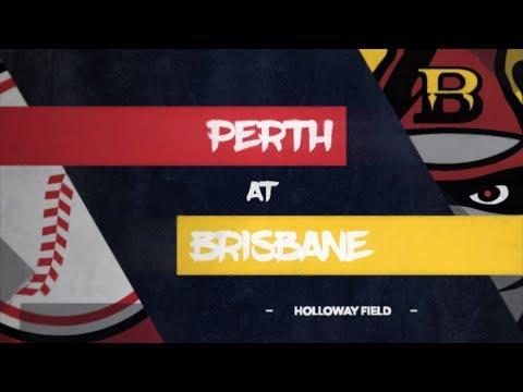LIVE: Perth Heat @ Brisbane Bandits, R9/G4