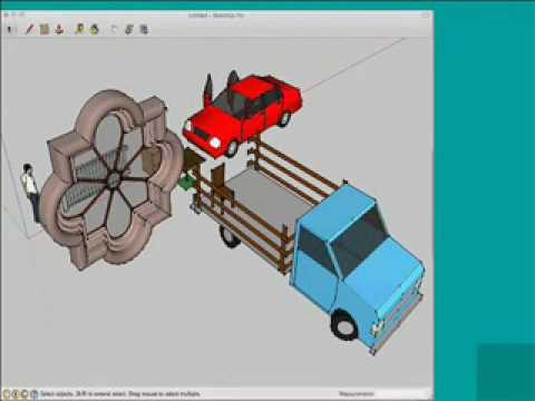 John Bacus (SketchUp Product Manager) speaks about SU7 new features