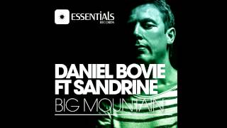 Daniel Bovie feat. Sandrine - Big Mountain