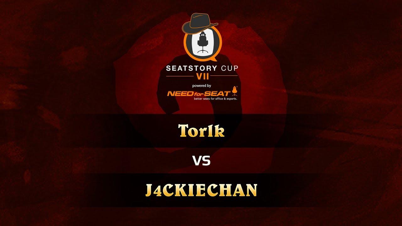 Torik vs J4CKIECHAN, , SeatStoryCup 7 Group Stage
