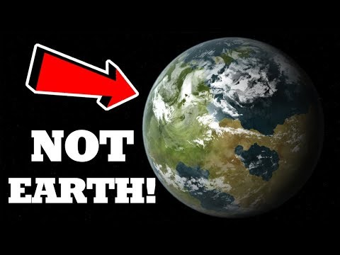 Top 10 Recently Discovered EARTH LIKE PLANETS
