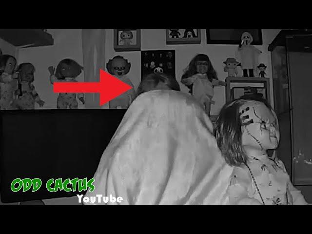 五個讓你今晚失眠的恐怖錄像