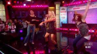 Baixar Ashley Tisdale -be good to me live good morning america