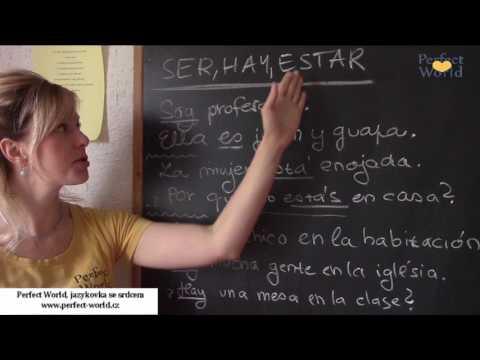 Španělština online