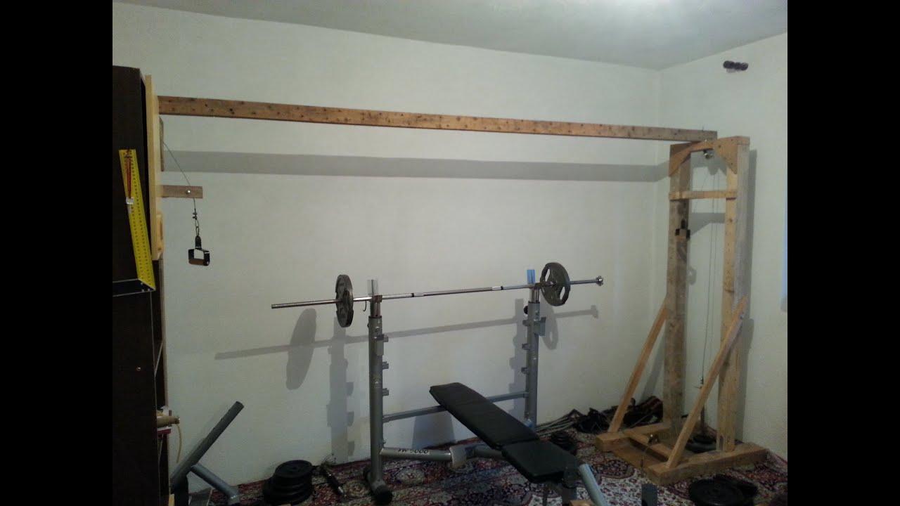 home built gym equipment - vtwctr